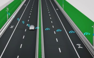 Smart Road: test of self-driving vehicles in Italy
